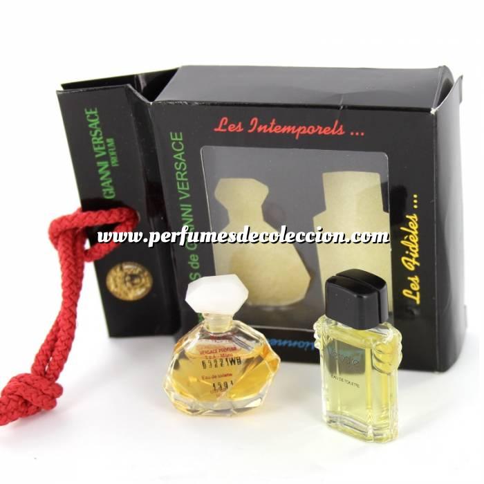 Imagen EDICIONES ESPECIALES Les Intemporels... (Gianni Versace más Versace L Homme) Eau de Toilette by Versace (EDICIÓN ESPECIAL x2) (Últimas Unidades)