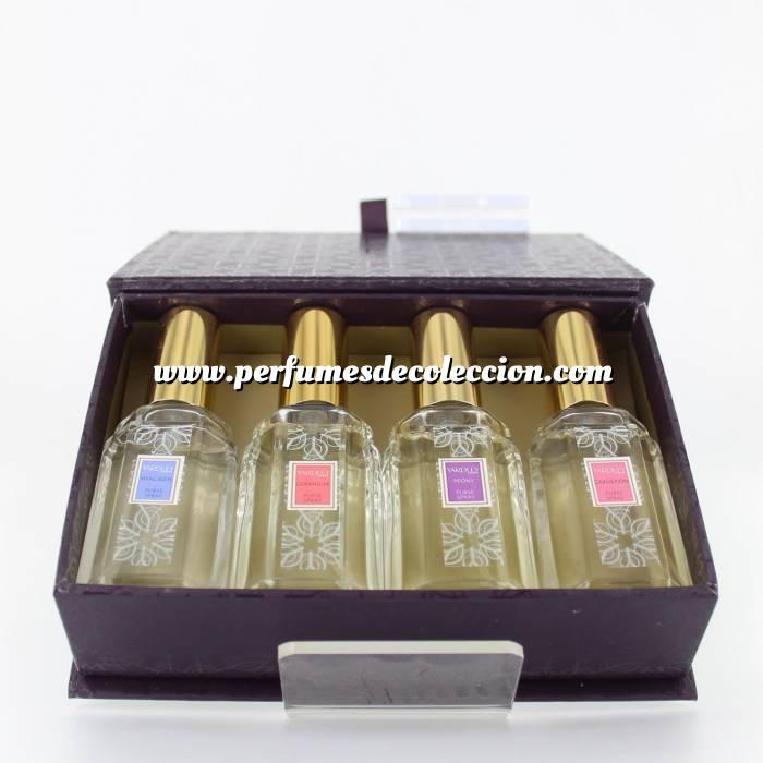 Imagen EDICIONES ESPECIALES Yardley Purse Sprays (Geranium más Carnation más Hyacinth más Peony) EDICIÓN ESPECIAL (Últimas Unidades)