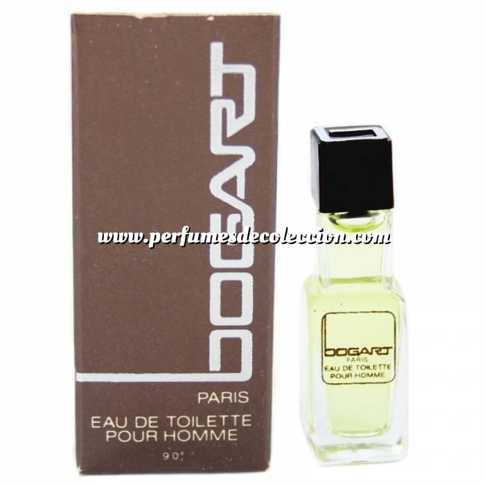 Imagen -Mini Perfumes Hombre Bogart Eau de Toilette by Jacques Bogart 3.5ml. (Últimas Unidades)