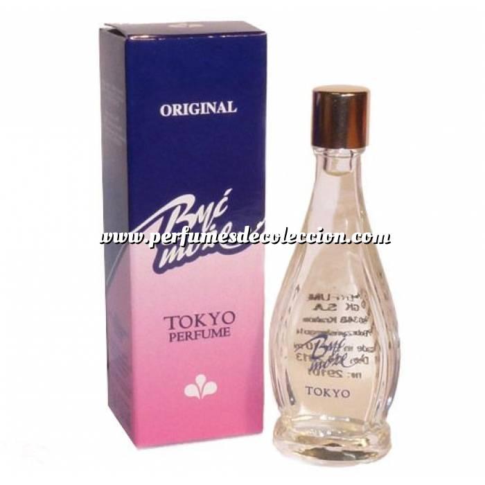 Imagen -Mini Perfumes Mujer Byc moze Tokyo Perfume by Miraculum 10ml. (IDEAL COLECCIONISTAS) (Últimas Unidades)