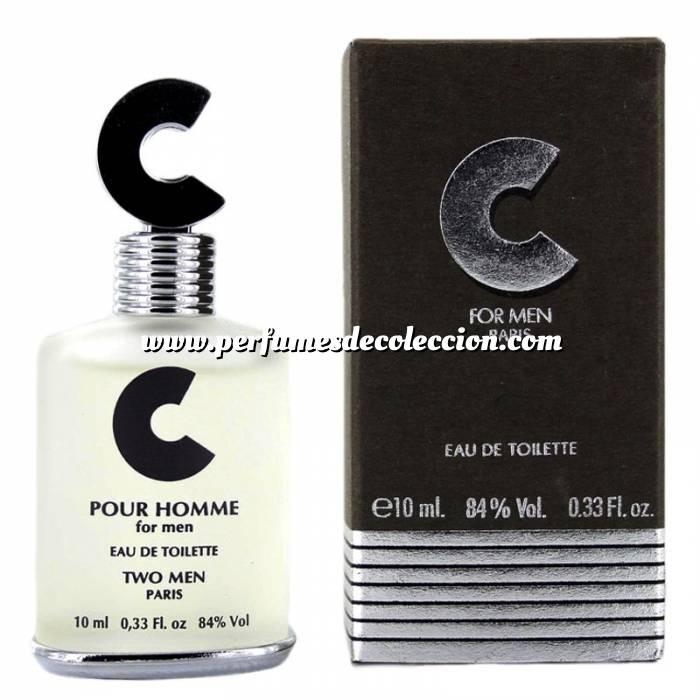 Imagen -Mini Perfumes Mujer C for Men Eau de Toilette by Cindy Chahed 10ml. (Últimas Unidades)