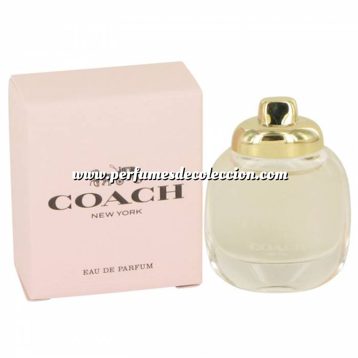 Imagen -Mini Perfumes Mujer Coach EDP by Coach 4.5ml. (Últimas Unidades)