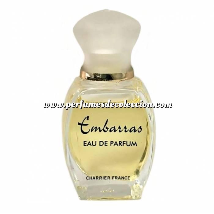 Imagen -Mini Perfumes Mujer Embarras Eau de Parfum 4ml. SIN CAJA (Ideal Coleccionistas) (Últimas Unidades)