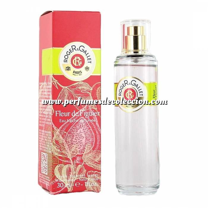 Imagen -Mini Perfumes Mujer Fleur de Figuier EDP by Roger y Gallet 30ml. MODELO MÁS ALTO (Últimas Unidades)