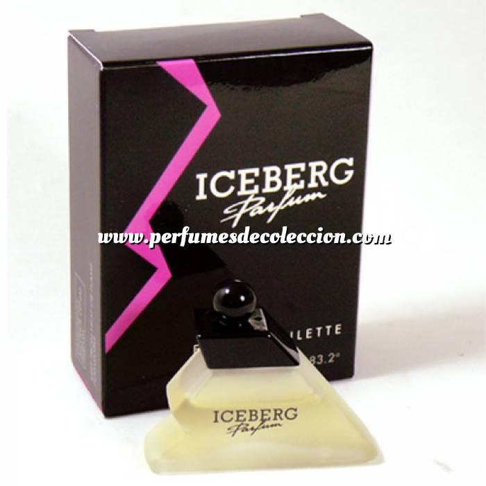 Imagen -Mini Perfumes Mujer Iceberg Parfum Eau de Toilette by Iceberg 4,5ml. (Perfecto para boda) (Últimas Unidades)