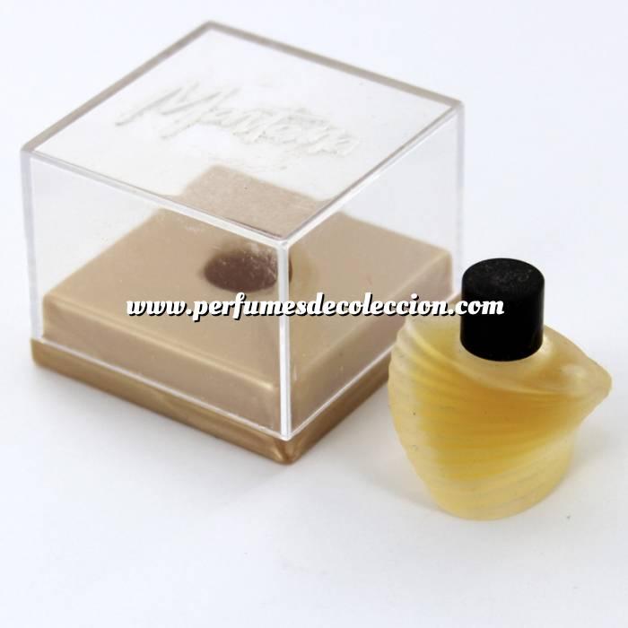 Imagen -Mini Perfumes Mujer Montana Parfum De Peau by Claude Montana BASE DORADA 3ml. (Ideal Coleccionistas) (Últimas Unidades)