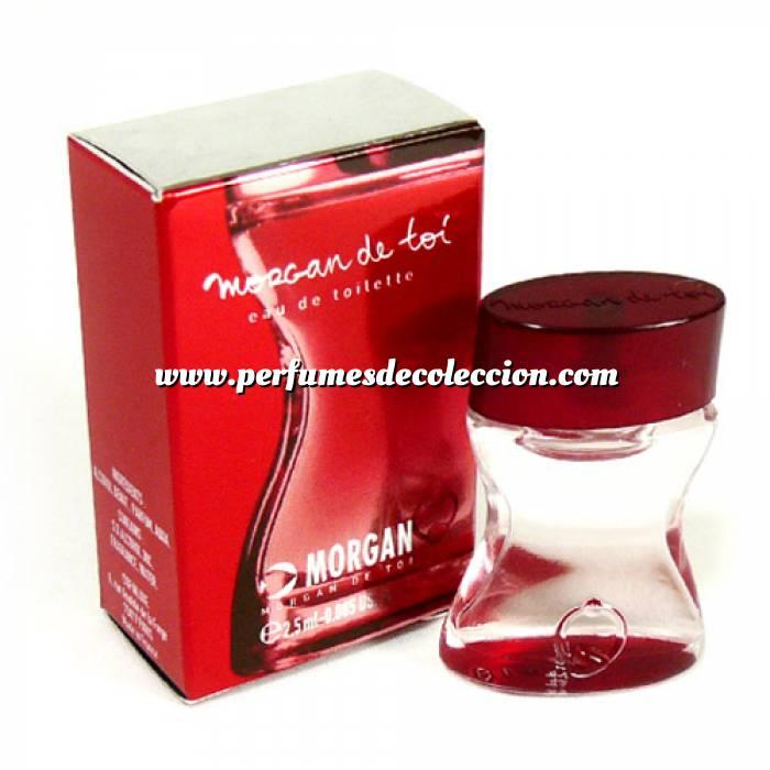 Imagen -Mini Perfumes Mujer Morgan de Toi Eau de Toilette (Últimas Unidades)