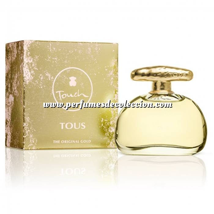 Imagen -Tous Mujer Tous Touch GOLD 4 ml by Tous (Últimas Unidades)