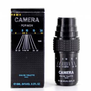 Mini Perfumes Hombre - Camera for Men Eau de Toilette by Max Deville 6ml. (Últimas Unidades)