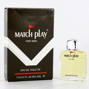Mini Perfumes Hombre - Match Play for Men Eau de Toilette 5ml. (Últimas Unidades)