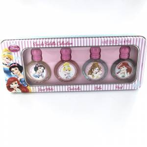 Mini Perfumes Mujer - Disney Princess Eau de Toilette Collection (7ml. x 4) EDICIÓN ESPECIAL (Últimas Unidades)