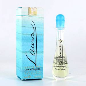 Mini Perfumes Mujer - Laura Eau de Toilette by Laura Biagiotti 5ml. (Últimas Unidades)