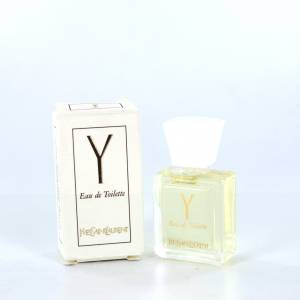 Mini Perfumes Mujer - Y Eau de Toilette by Yves Saint Laurent 7,5ml. (Últimas Unidades) (Ideal coleccionistas)