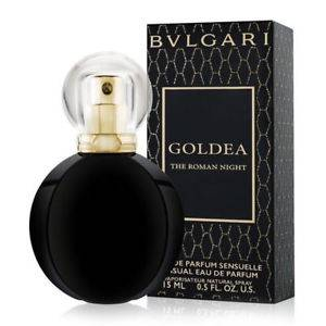 -Mini Perfumes Hombre - Bvlgari Goldea The Roman Night EDP VAPO by Bvlgari 15ml. (Últimas Unidades)