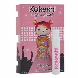 -Mini Perfumes Mujer - Kokeshi LOTUS EDT by Valeria Attinelli 1,2ml. (Últimas Unidades)
