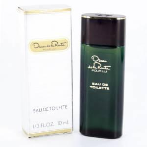 -Mini Perfumes Mujer - Oscar de la Renta Pour Lui Eau de Toilette by Óscar de la Renta 10ml. (Ideal Coleccionistas) (Últimas Unidades)