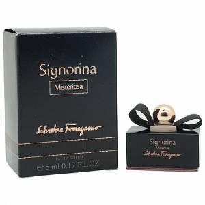 -Mini Perfumes Mujer - SIGNORINA MISTERIOSA EDP 5 ml (Últimas Unidades)