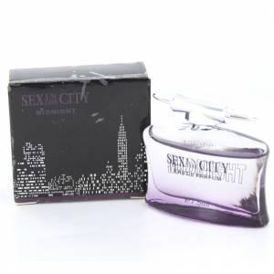 -Mini Perfumes Mujer - Sex In the city - Midnight Eau de Parfum 7,5ml. by InStyle (IDEAL COLECCIONISTAS) (Últimas Unidades)