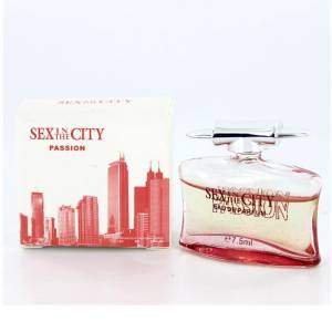 -Mini Perfumes Mujer - Sex In the city - Passion Eau de Parfum 7,5ml. by InStyle (IDEAL COLECCIONISTAS) (Últimas Unidades)